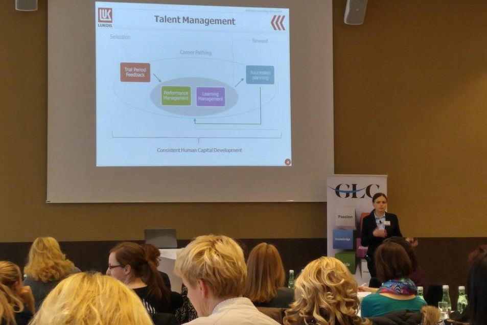 Irina Akinshina Head of Human Resources - Litasco (LUKOIL Group) - Switzerland: Succession Planning For Experienced Employees