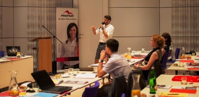 Konference společnosti PROFIMA v Kongresovém centru ve Zlíně. Foto: PROFIMA EFFECTIVE