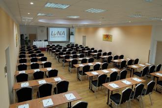 Kongresové centrum Vysočina v hotelu LUNA