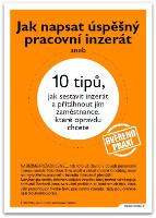 """e-book """"10 tipů kúspěšné personální inzerci"""""""