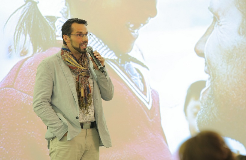 Jiří Kastner na konferenci Training & Development Forum 2014