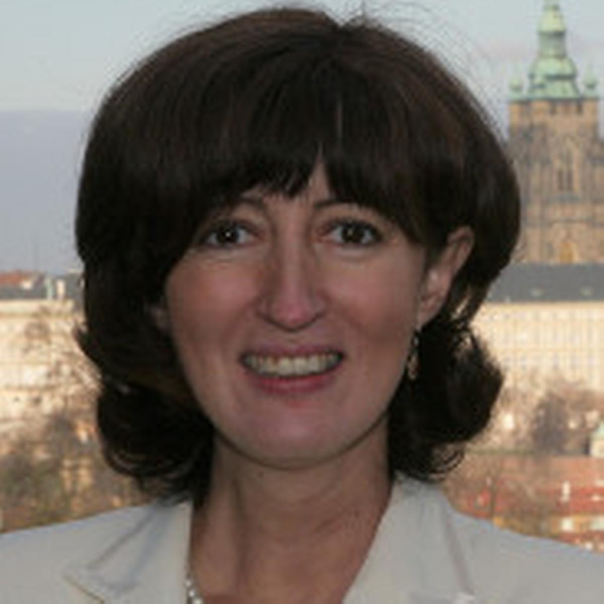 Alena Friedel, Personální ředitelka Volvo Truck Czech s.r.o.