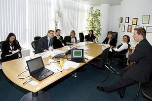 Dikusní skupina HR business partnerství