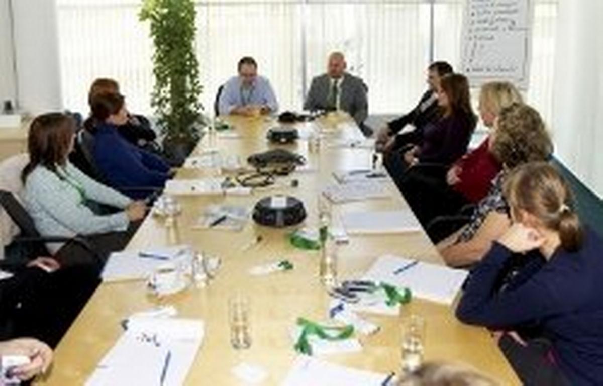HR živě 22.11.2011 - diskusní skupina Interní trénink a koučink