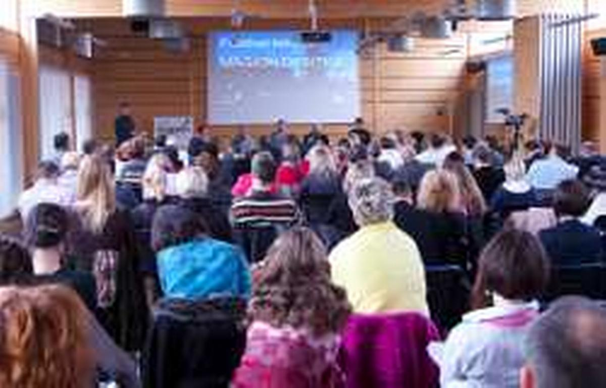 Festival lektorů Magion Desítka, 15. listopadu 2011