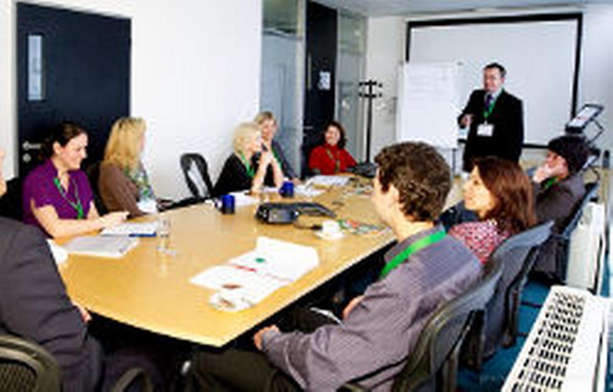HR živě 23.2.2012 - diskusní skupina Nastavení HR procesů pro podporu firemní výkonnosti