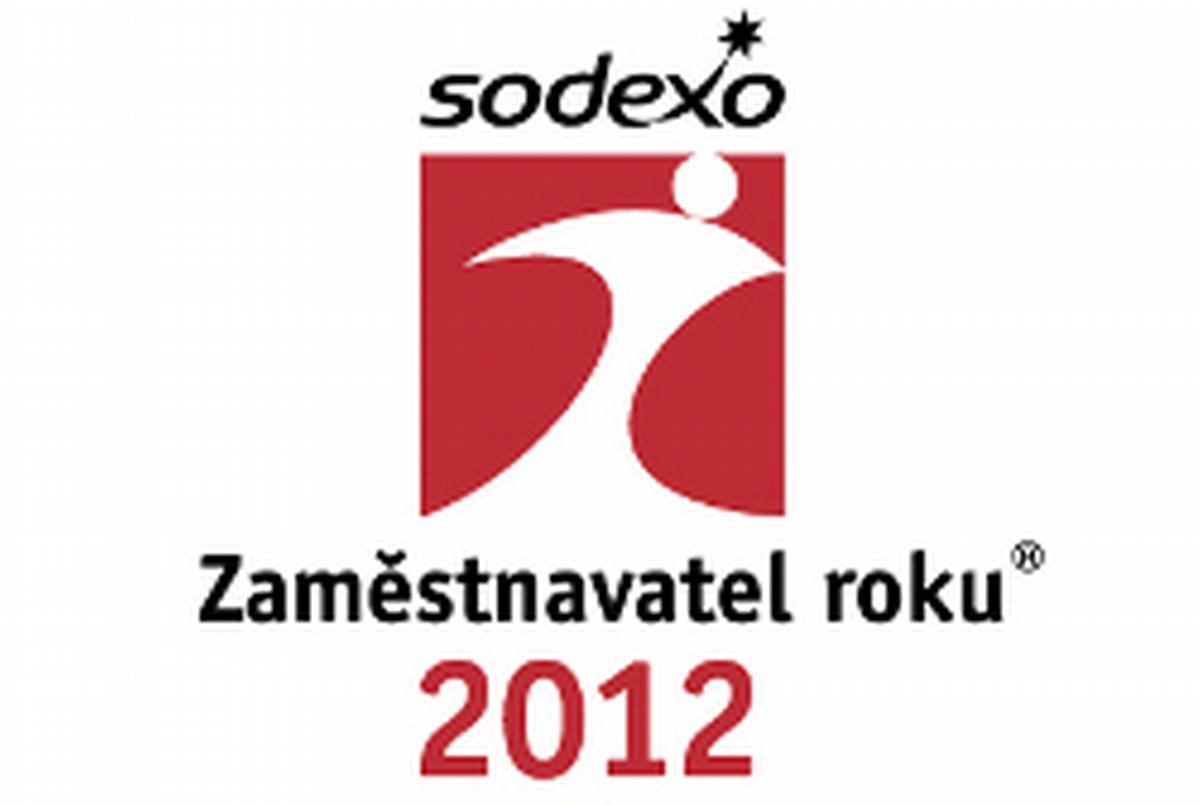 Sodexo Zaměstnavatel roku 2012,