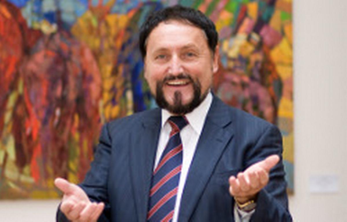 Štefan Medzihorský, ředitel Podnikatelského institutu PYRAMIDA s.r.o.