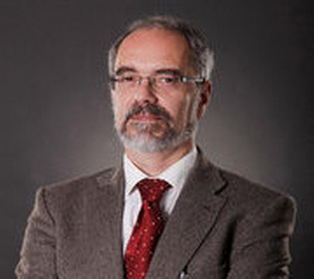 Ivan Miller, vedoucí lektor Lloyd's Register Quality Assurance (LRQA)