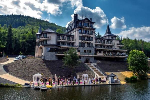 Wellness hotel & restaurant Retro Riverside*****