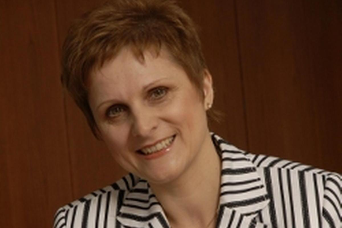 Jana Riebová, HR Senior Manager Samsung Czech and Slovak, s.r.o.