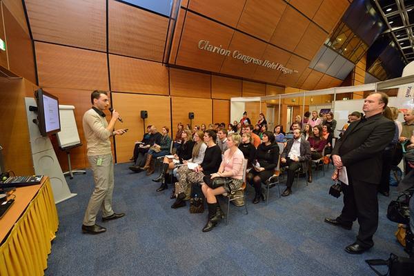 Josef Kadlec vede kurz LinkedIn pro personalisty