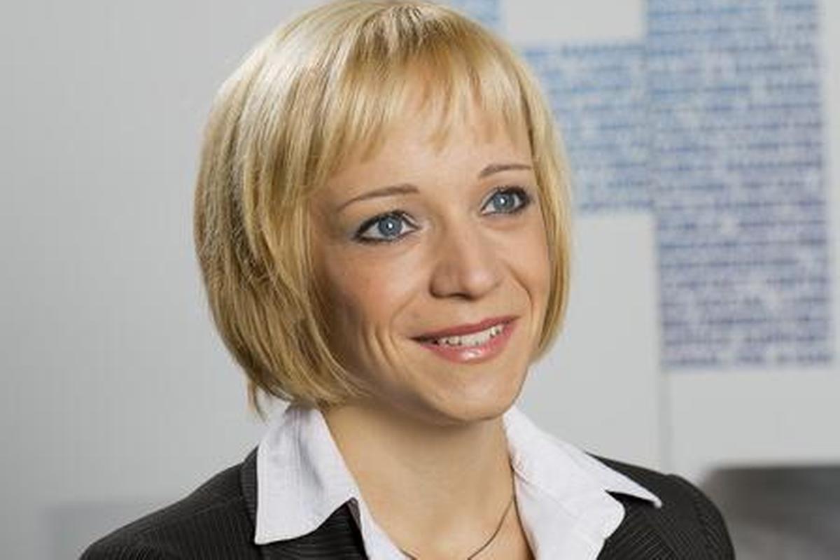 Petra Fojtíková, Team Leader Accountancy & Finance společnosti Hays
