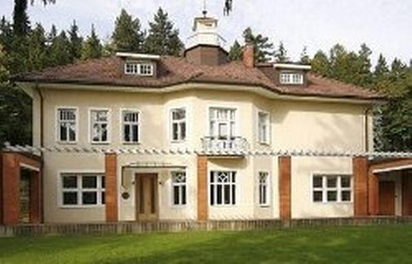Baťova vila ve Zlíně