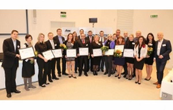 Best Employers Česká republika 2014