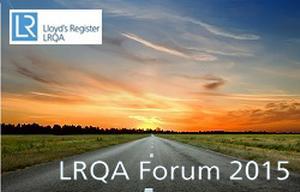 Revize standardů systémů managementu vrcholí. Vyhrajte vstup na LRQA Forum 2015