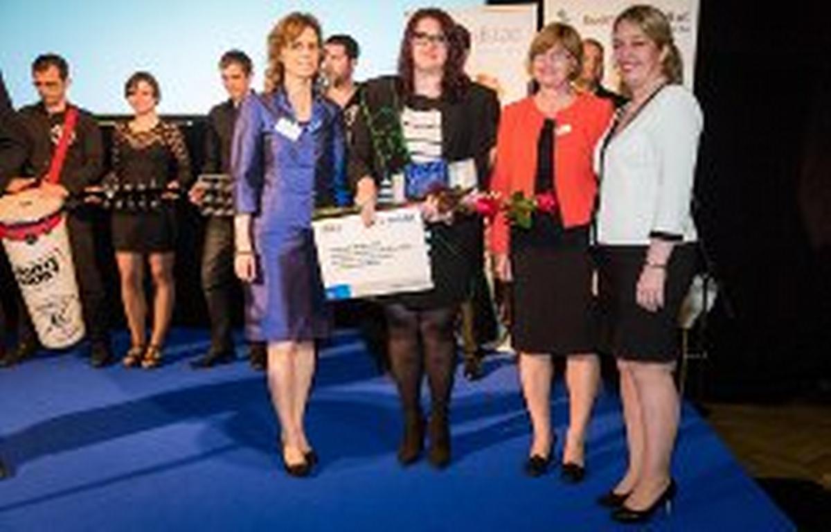Udělování cen HREA - Excellence Award, 20.5.2015
