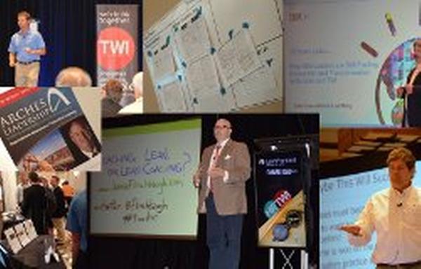TWI & Lean HR Summits, Jaksonville, Florida, USA, 14. - 15. 5. 2015