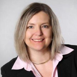 Drahomíra Downerová - personální ředitelka společnosti DHL Information Services (Europe)