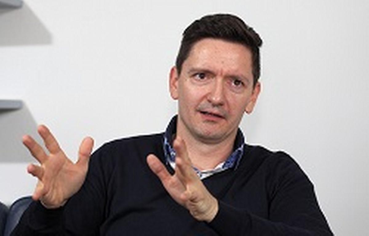 Zsolt Fehér, ředitel společnosti Assessment Systems International