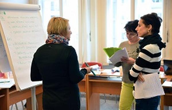 Cvičení v rámci akademie HR manažer