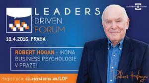 Leaders Driven Forum: Inspirujte se leadershipem budoucnosti