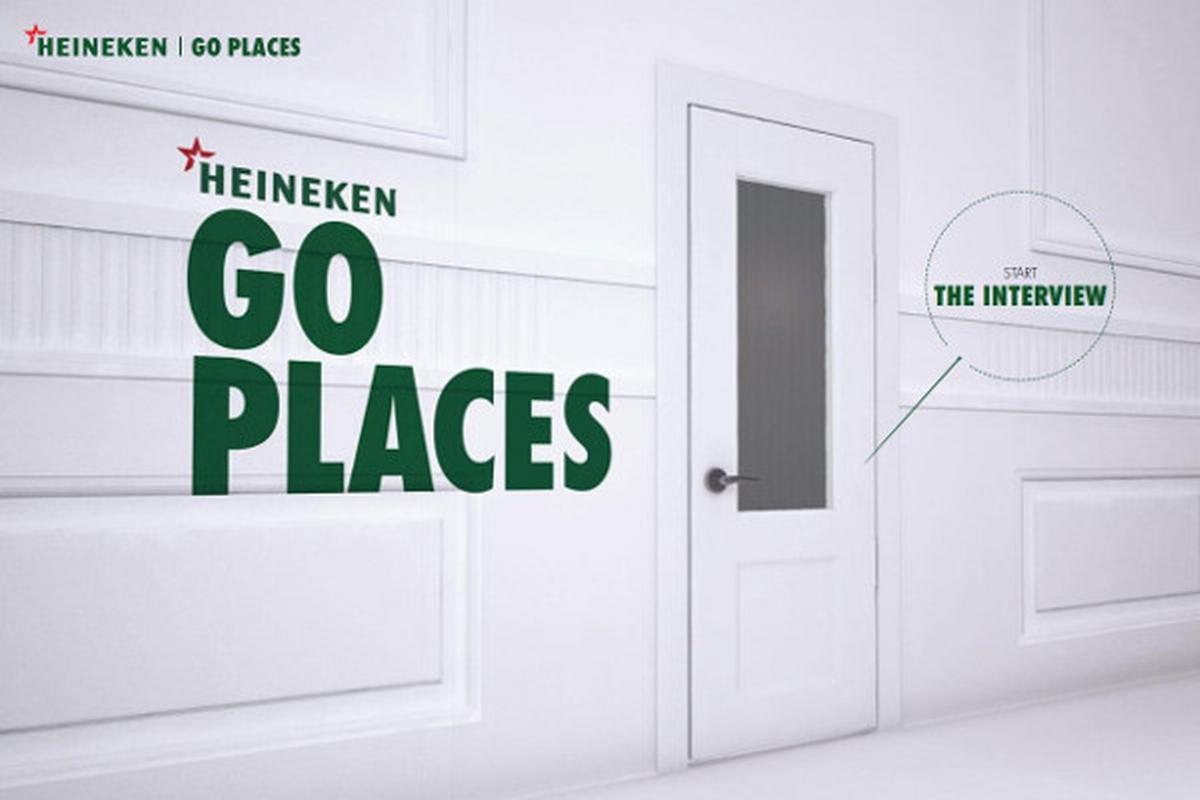Go Places. Foto: theheinekencompany.com