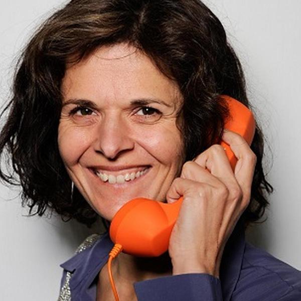 Lucie Bukovská, Linka bezpečí
