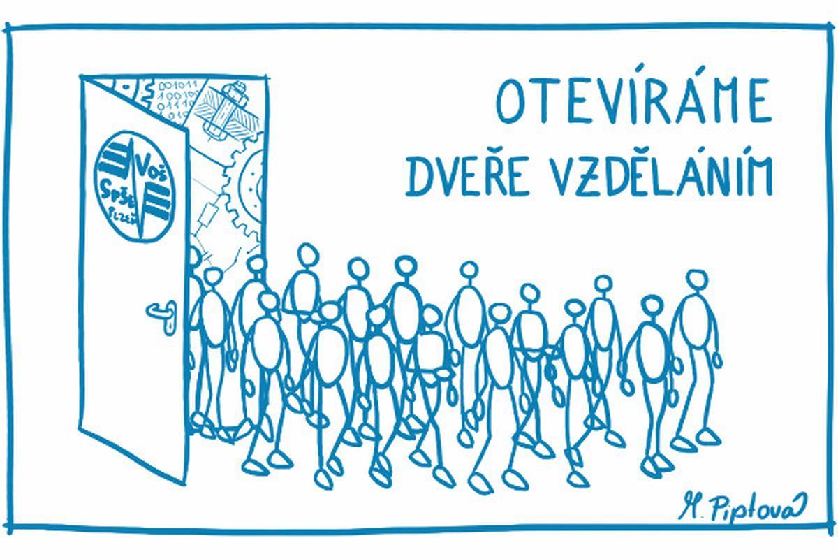 Veletrh Otevíráme dveře vzděláním