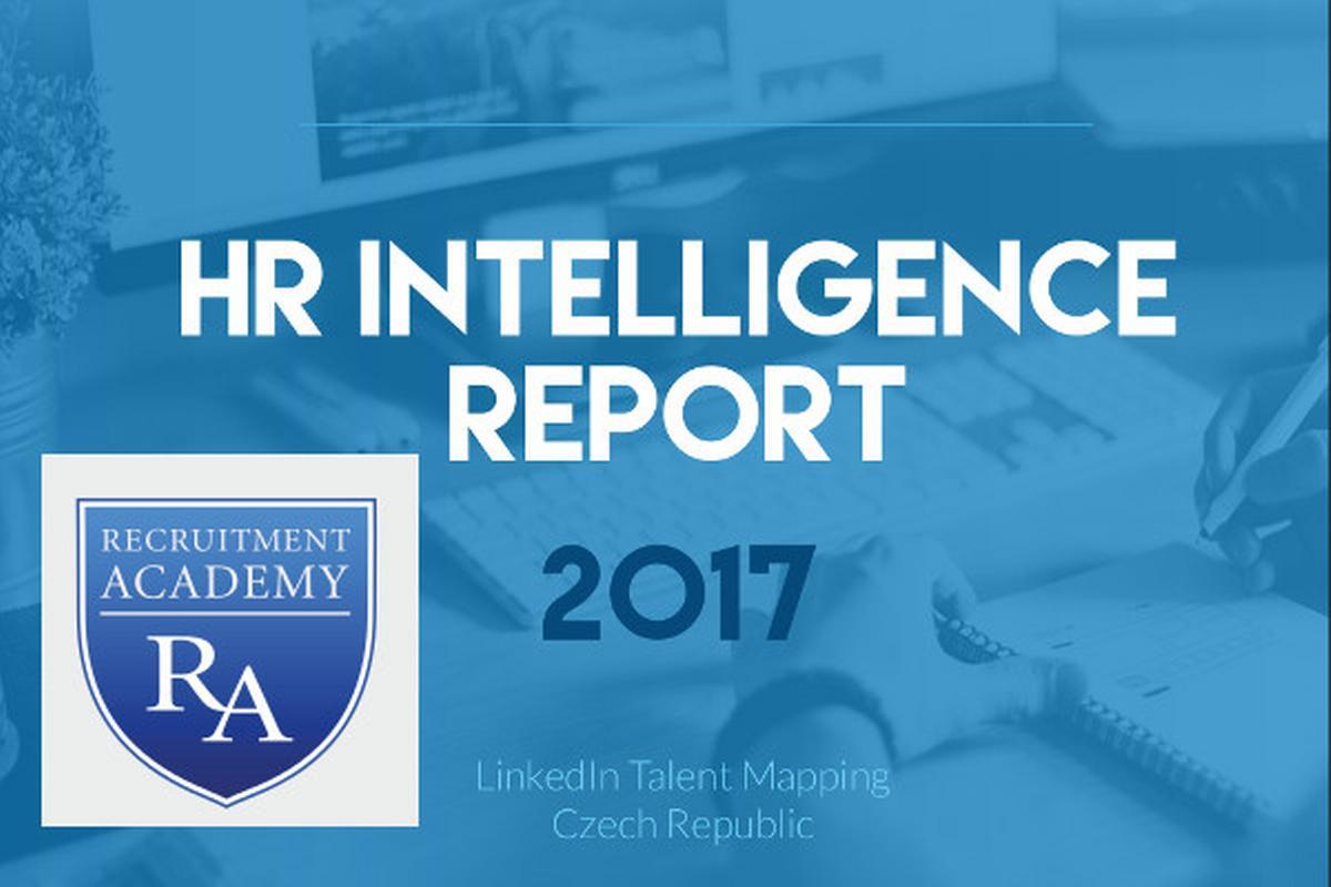 Recruitment Academy - HR Intelligence Report 2017