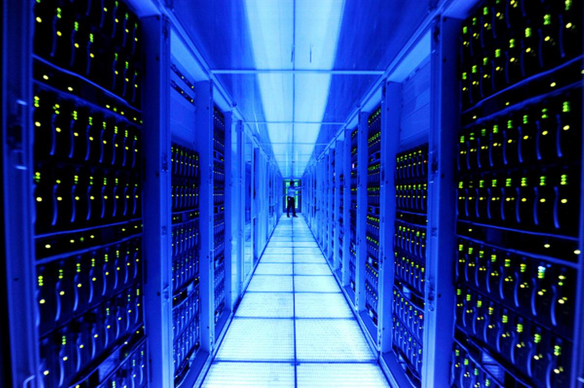 SAP Location St. Leon-Rot, Germany: Data Center