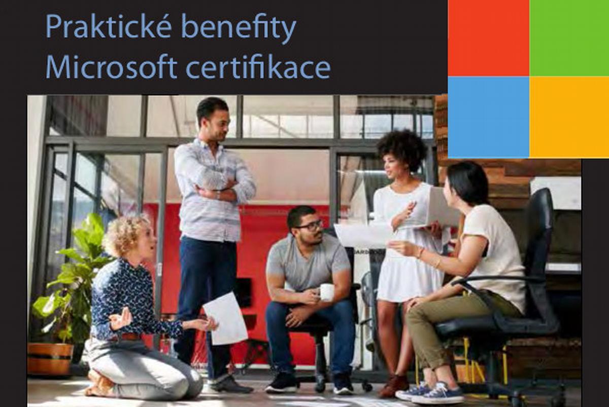 e-book Praktické benefity Microsoft certifikace od New Horizons