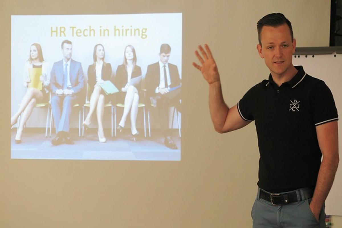 Jochen Bessemans, HR Tech Valley