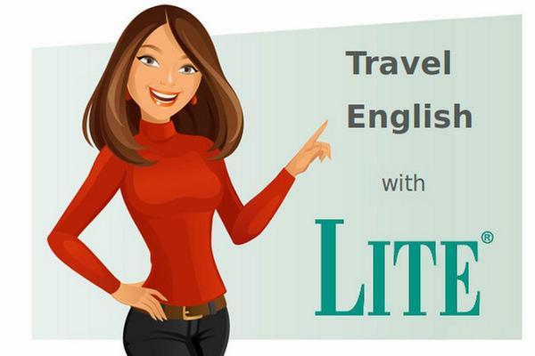 Travel English, Jazyková škola LITE