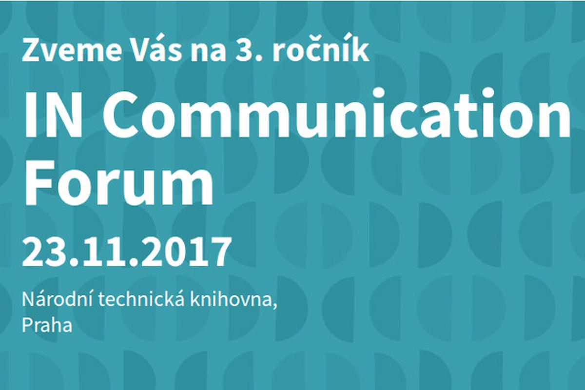 IN Communication Forum 2017