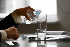 Ochranné nápoje při práci