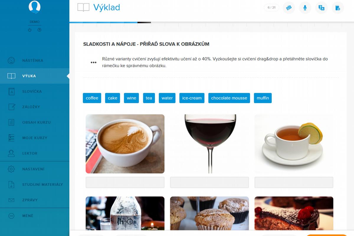 Jazyková škola Slůně - svět jazyků, s.r.o. - Blended learning