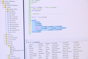 Základy jazyka SQL v SQL Serveru – SQL dotazování, ICT Pro Lukáš Luska