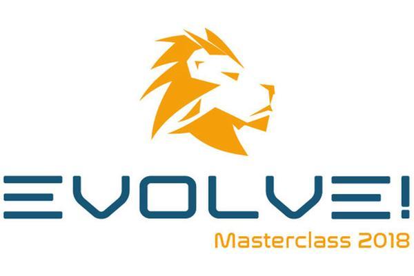EVOLVE! Masterclass 2018