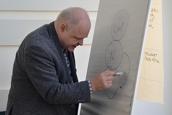 František Hroník, Agentura Motiv P, na kurzu Manažerská integrita