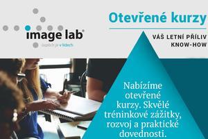 Letní otevřené kurzy Image Lab