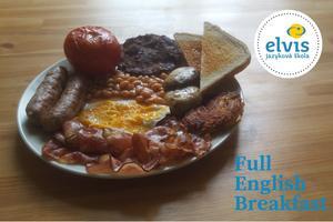 Angličtina s jazykovou školou Elvis: Snídaně