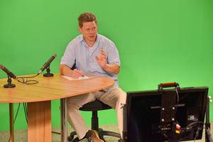 Jozef Ftorek, lektor kurzu Efektivní komunikace s masmédii, AHA PR Agency