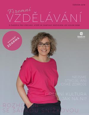 e-časopis Firemní vzdělávání - červen 2018