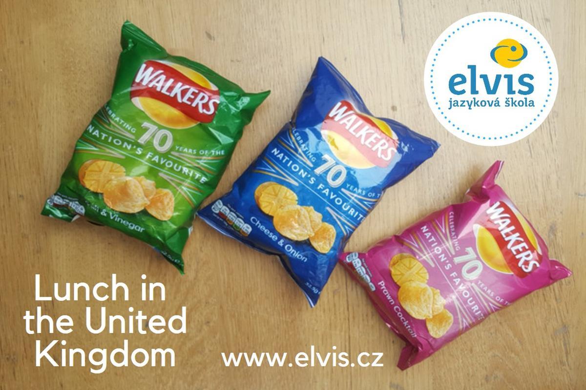 Jazyková škola Elvis - lunch