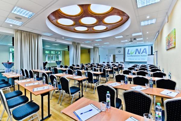 Hotel Luna konferenční sál Vysočina