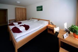 Hotel Luna - pokoj konferenčního hotelu