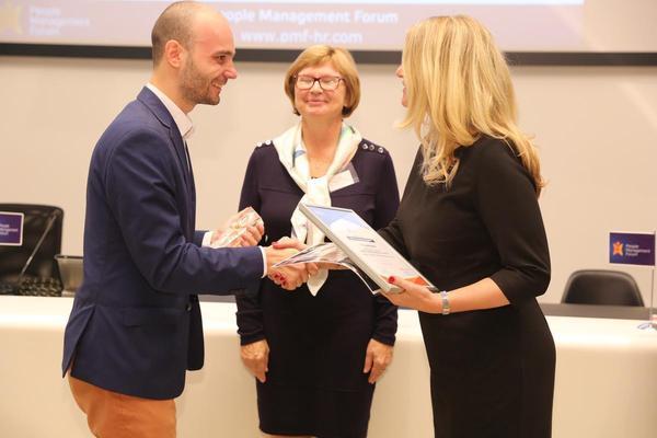 Kariérní centrum Masarykovy univerzity v Brně, vítěz HREA - EXCELLENCE AWARD