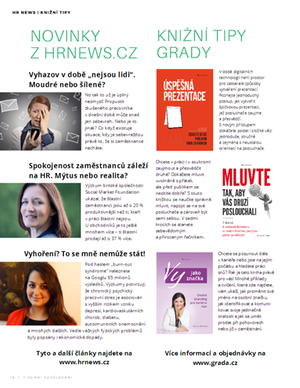e-časopis Firemní vzdělávání - srpen 2018