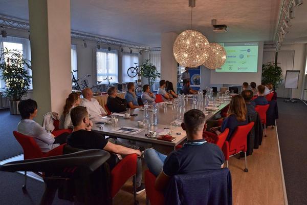 Workshop Setkání se špičkami, DMC management consulting, BIKE FUN International